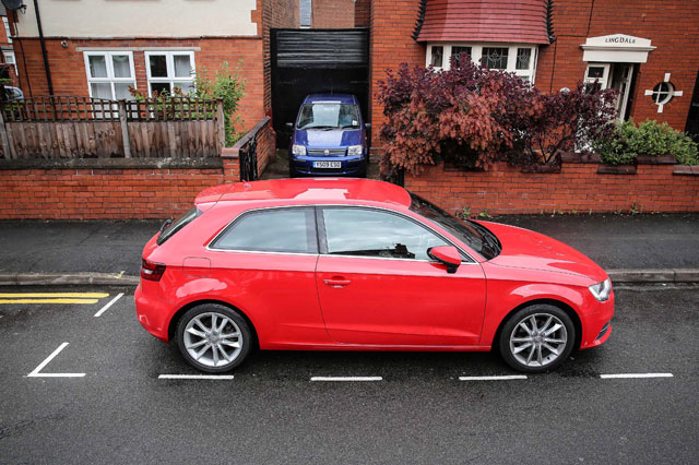 Grandmother stuck in her home after council paints parking bay across her driveway