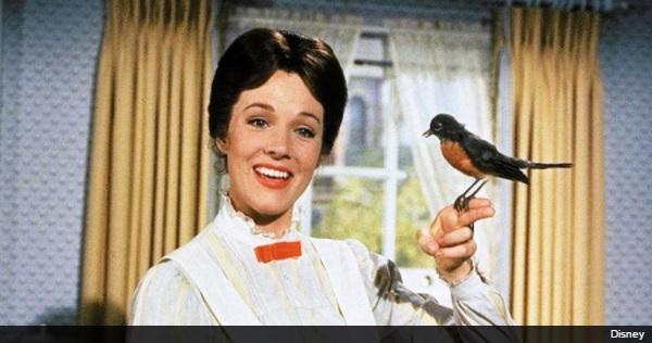 ジュリー・アンドリュースが映画『メリー・ポピンズ』続編への出演を断った理由とは?