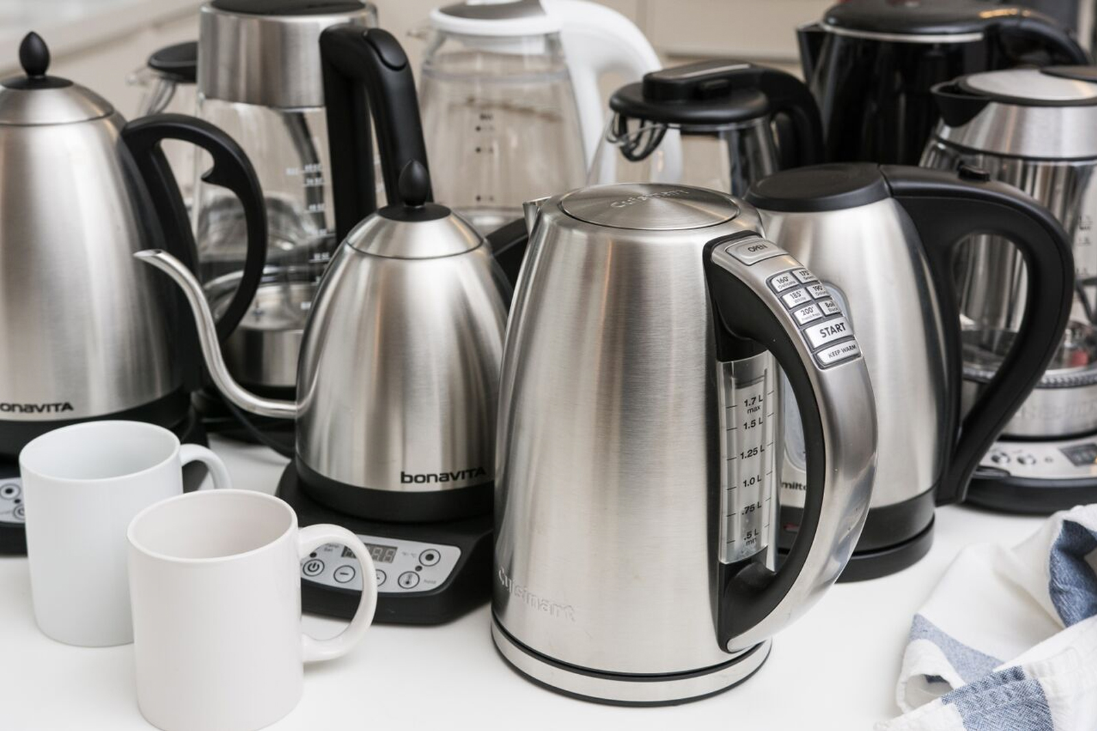 photo image The best electric kettle