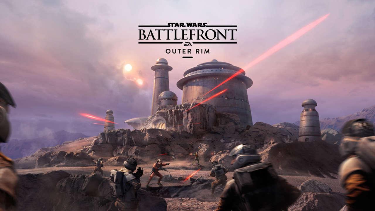 El nuevo DLC de Battlefront incluye dos nuevos héroes