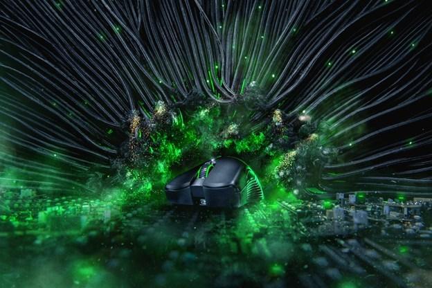 Razer Mamba Wireless (PRNewsfoto/Razer)