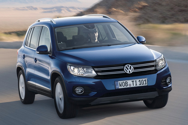 Volkswagen recalls 150 000 Tiguans for fuel bubbles