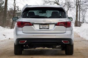 2014 Acura MDX SH-AWD