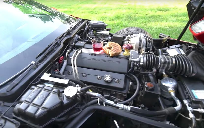 How-to-Video: Wie man den schmutzigsten Motor wieder blitzeblank kriegt