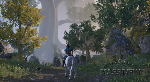 Elder Scrolls Online wyrd tree