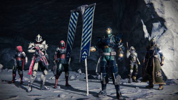 To the Moon! Joystiq is giving away free copies of Destiny