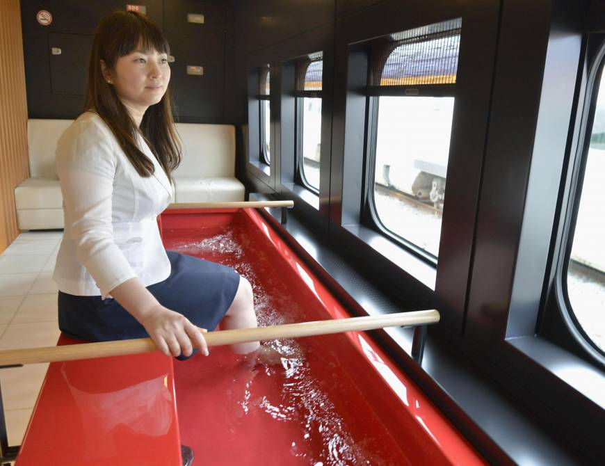 Japan and Trains: The Love Affair
