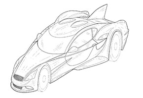 Deltawing patent