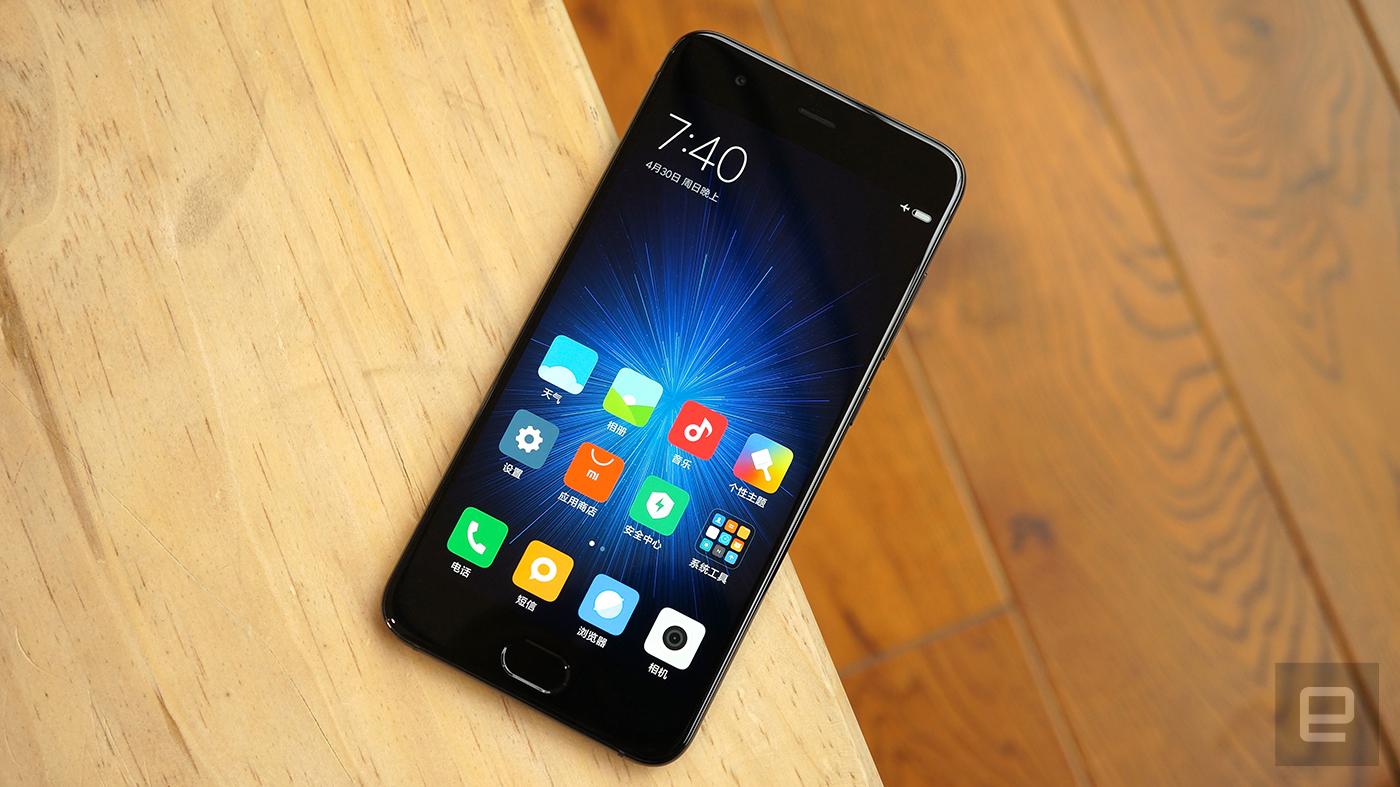 小米手机 6 评测:稳守反击