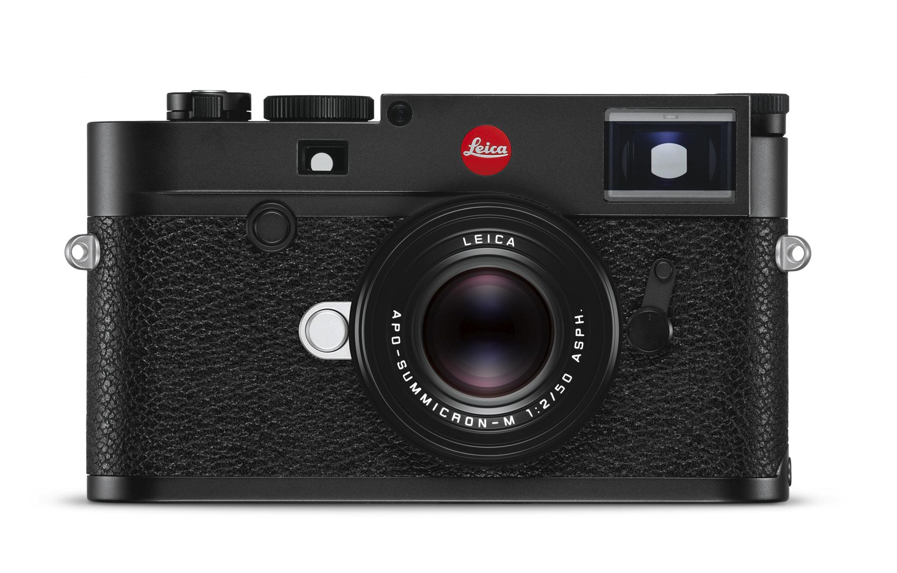 Leica M10 登场,比前代又更轻薄了