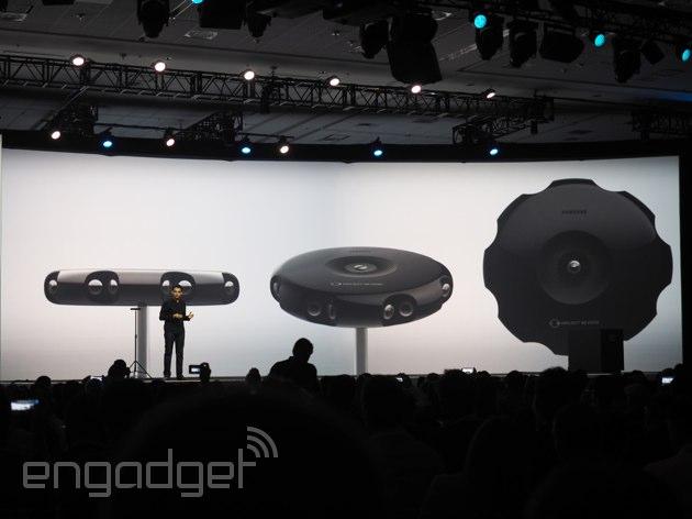 Samsung Project Beyond: Una cámara 3D de 360 grados