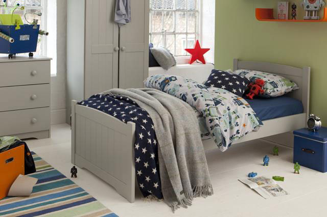 WIN an ASPACE single bed worth £325!