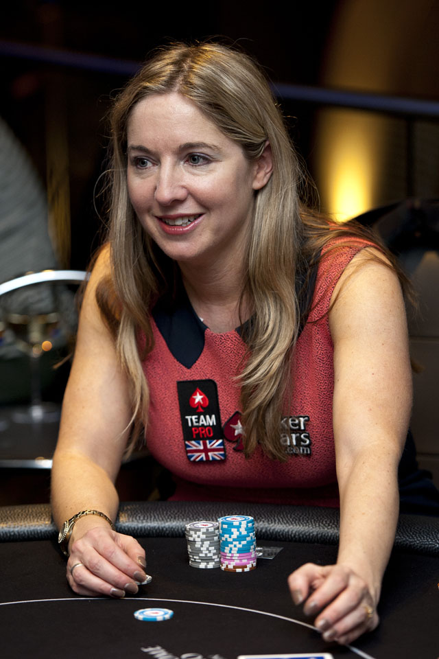 LONDON, ENGLAND - MARCH 04:  Victoria Coren attends the launch of The PokerStars LIVE Lounge at The Hippodrome Casino London on March 4, 2013 in London, England  (Photo by Ben Pruchnie/Getty Images for PokerStars)