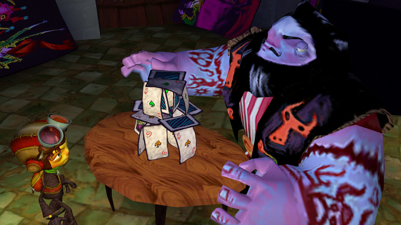 'Psychonauts' is available today on PS4 after all