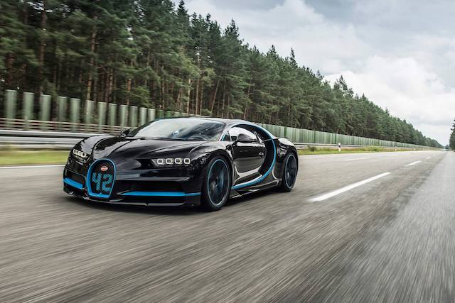 Bugatti Chiron Will Do Mph And Back To Zero In Seconds - Gb sports cars zero
