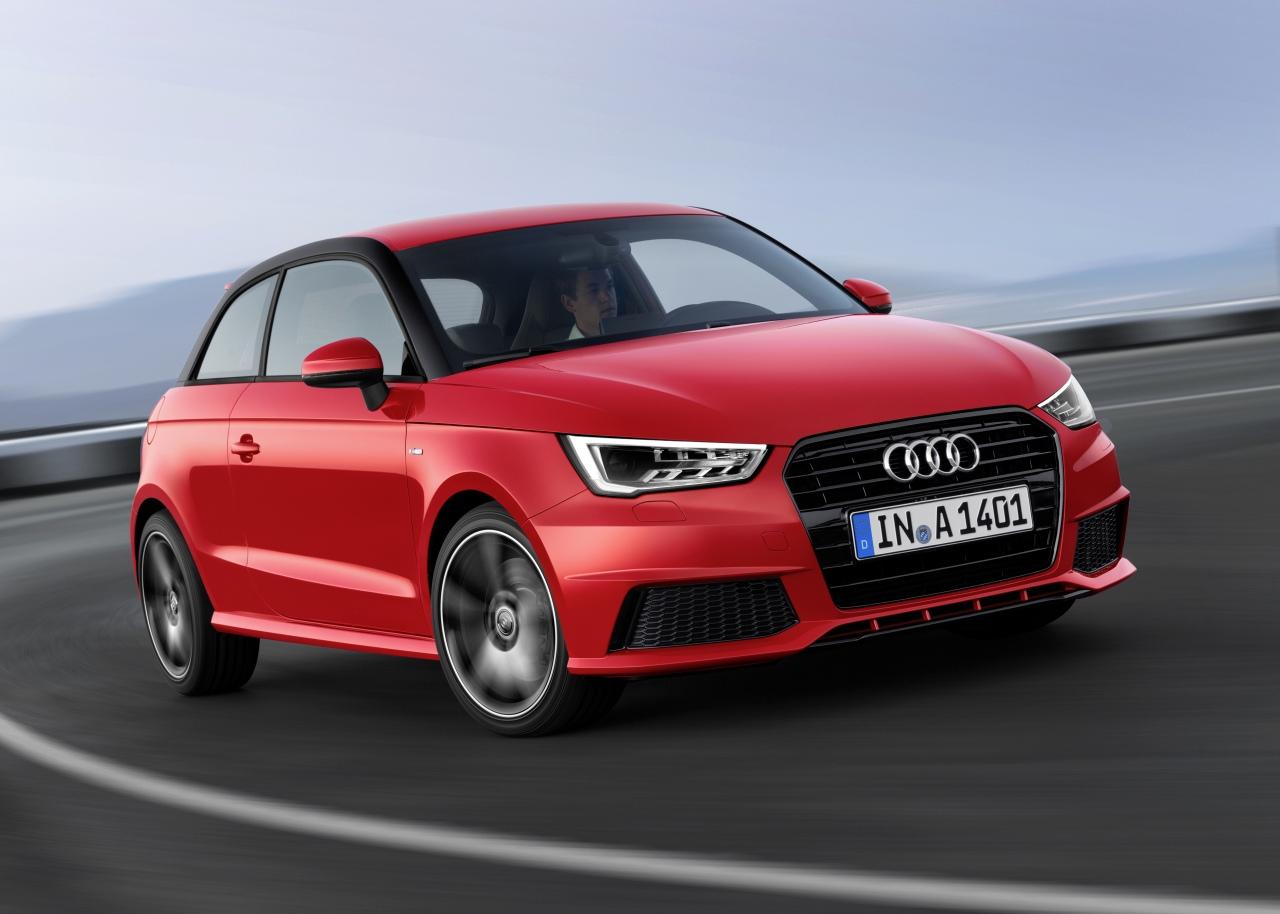 Offiziell - der neue Audi A1 2015