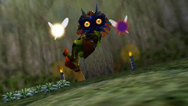 The Legend of Zelda: Majora's Mask is headed for the 3DS!