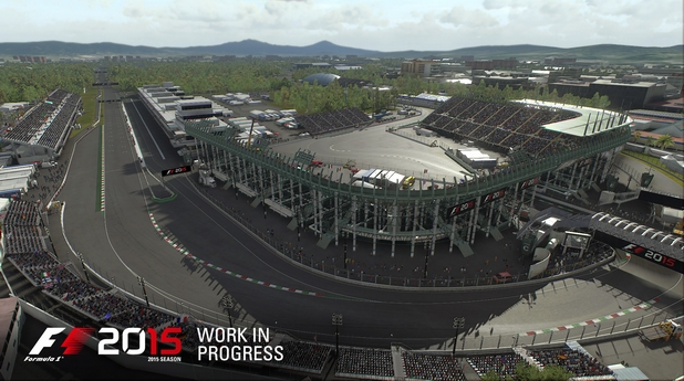 F1 2015 Mexico