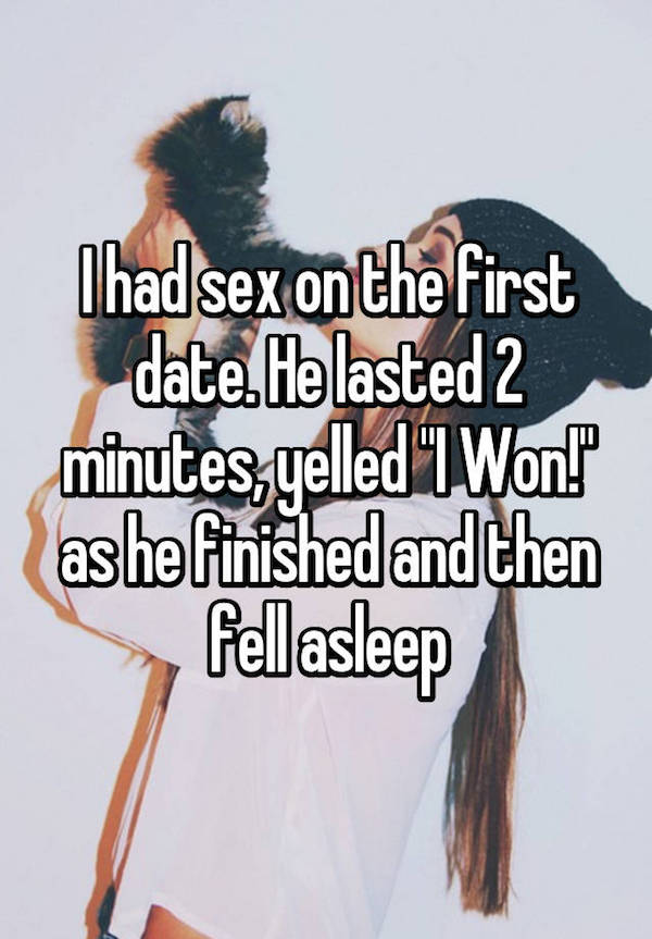 Craziest Things People Have Yelled During Sex