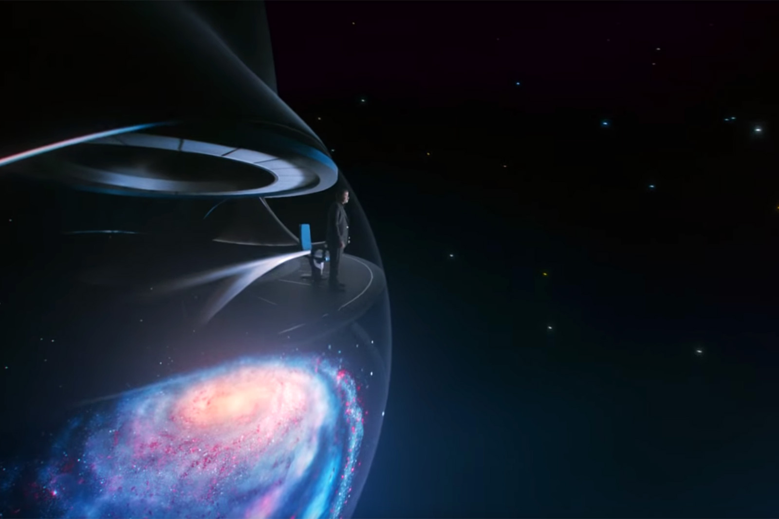 'Cosmos: Possible Worlds' trailer explores alien life and butterflies