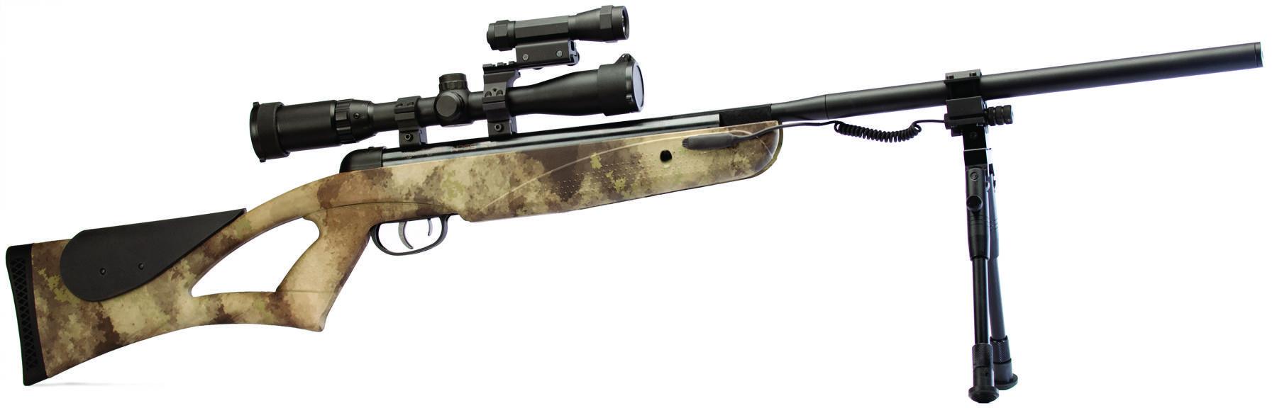 Nitro piston air rifles