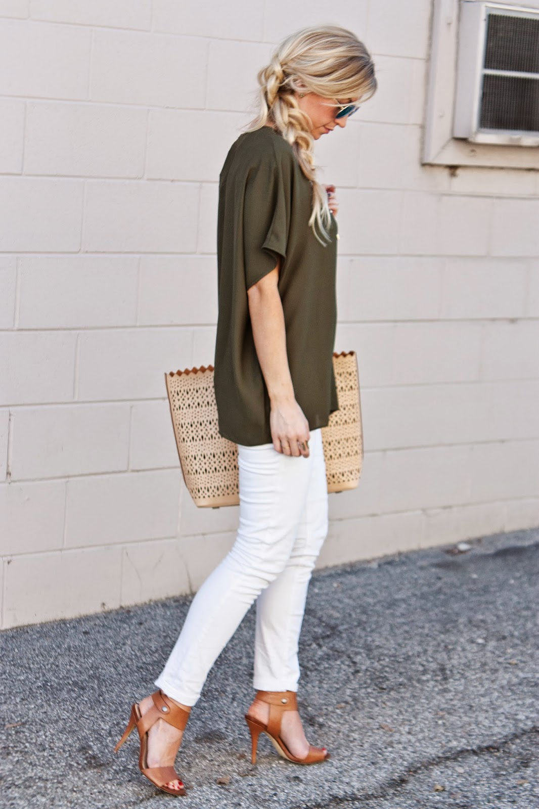 Street style tip of the day: Spring fling