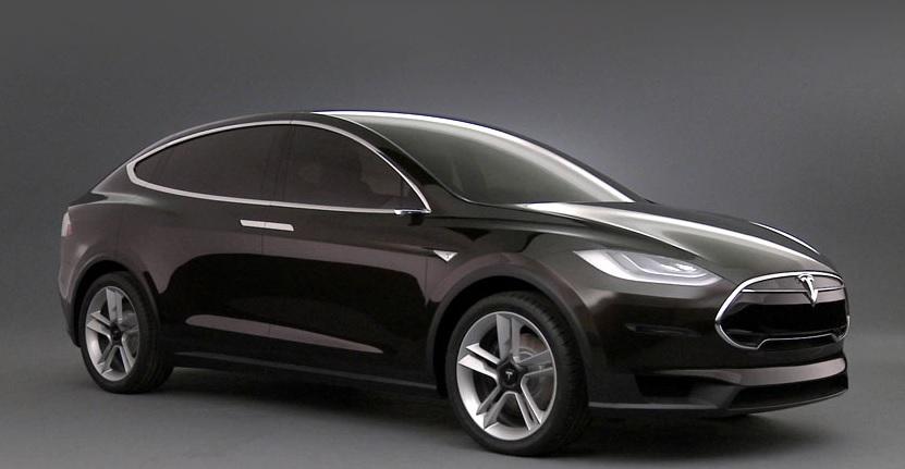 【レポート】テスラ「モデルX」はEVでも牽引可能! 現在注文分は2016年に納車