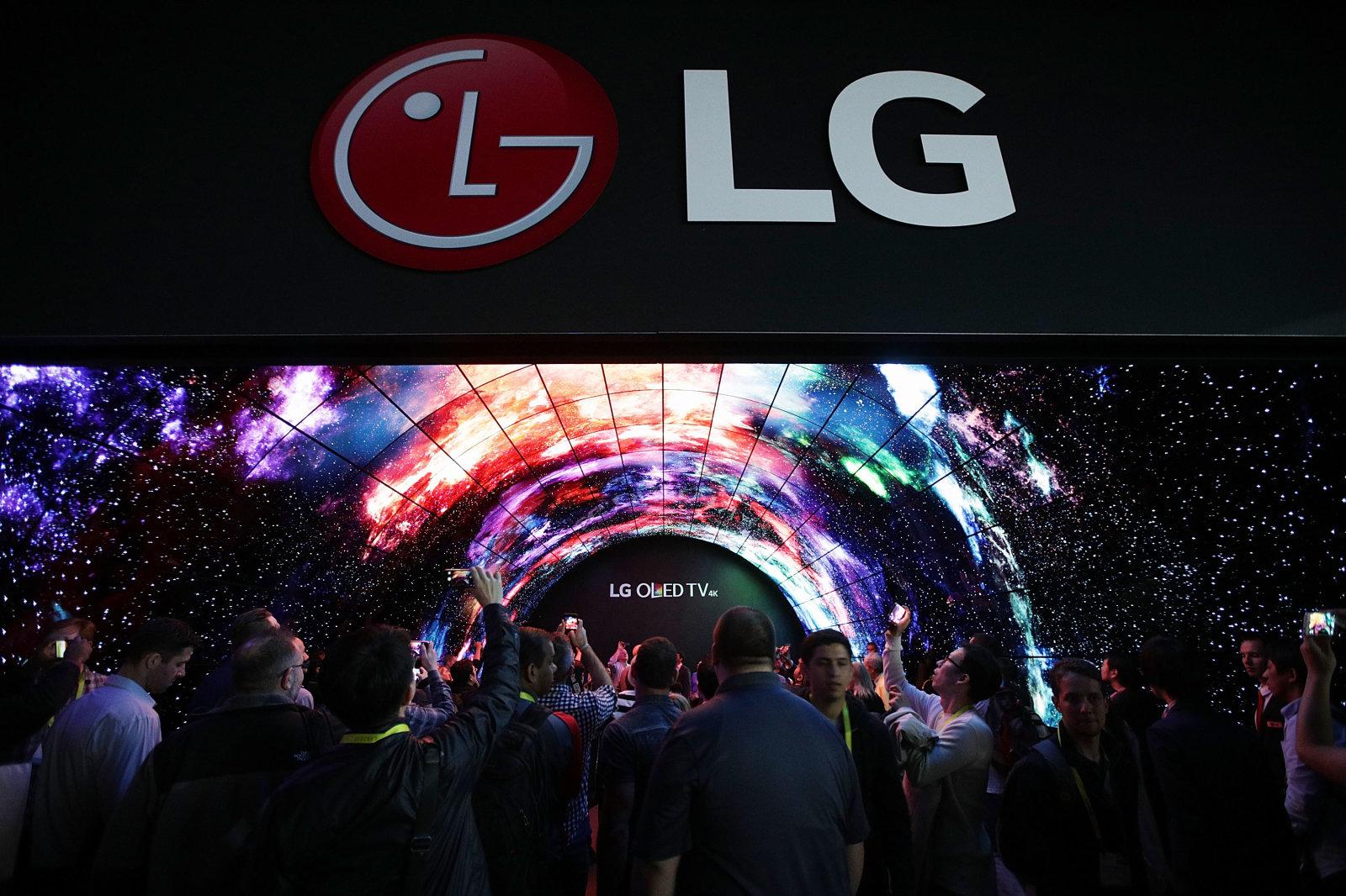 Sigue en vídeo y en directo la conferencia de LG en el CES 2018