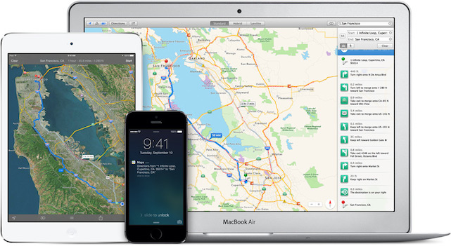 Apple now routinely updating Maps with user corrections