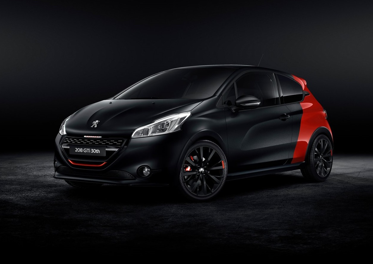 Goodwood Festival of Speed, Goodwood, Peugeot 208, Peugeot 208 Gti, Peugeot 208 GTI 30th Anniversary, 30 Jahre Peugeot 208 Gti