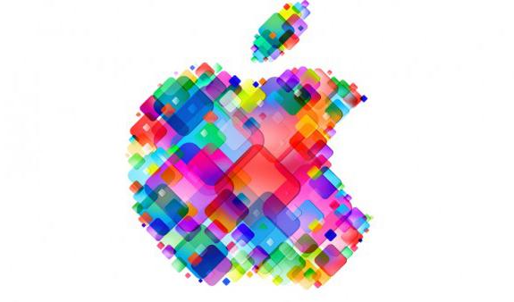 Apple Logo from WWDC 2013