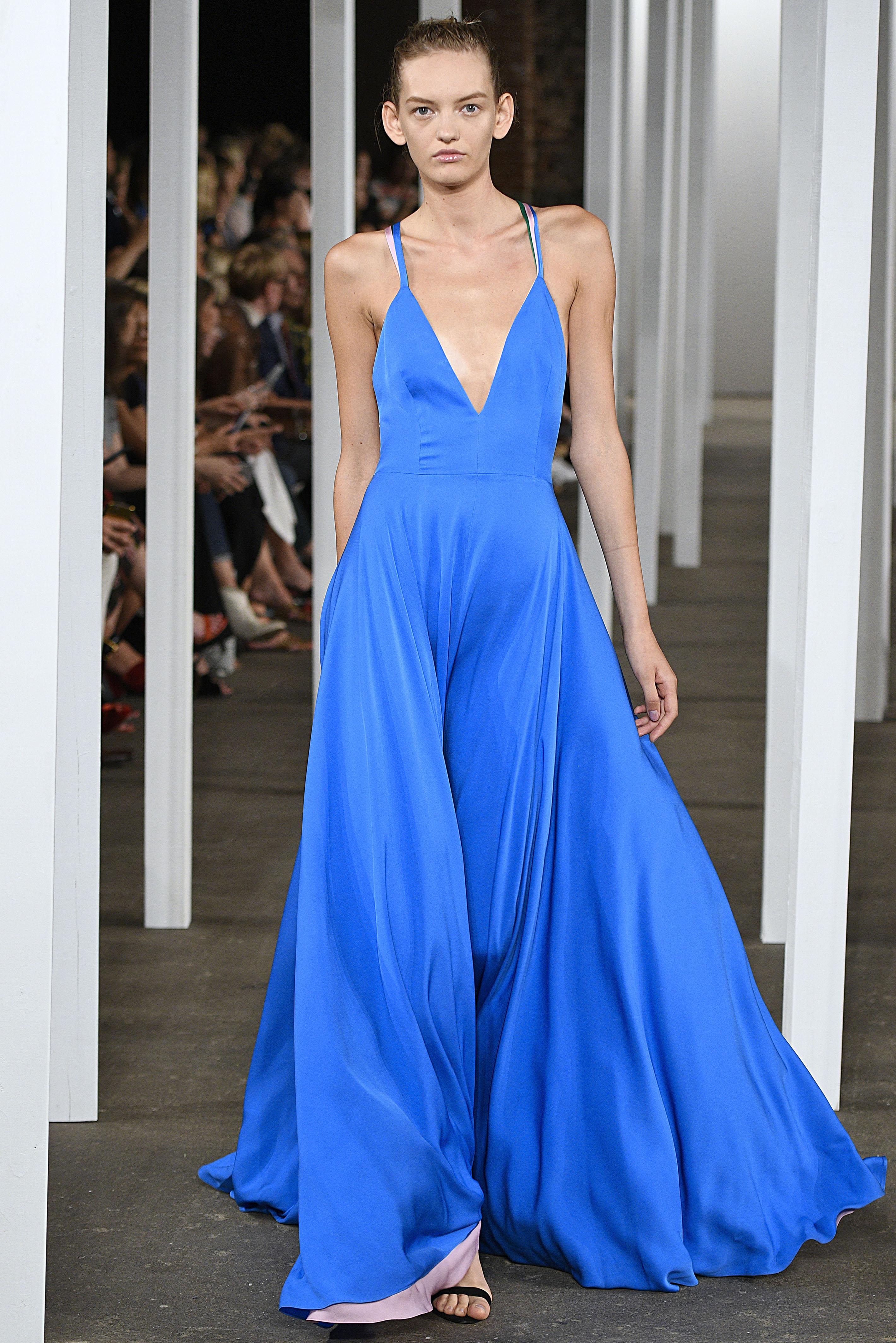 Milly - Runway - September 2016 - New York Fashion Week
