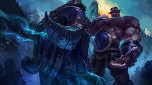 Beefcake Braum is League of Legends' next champion