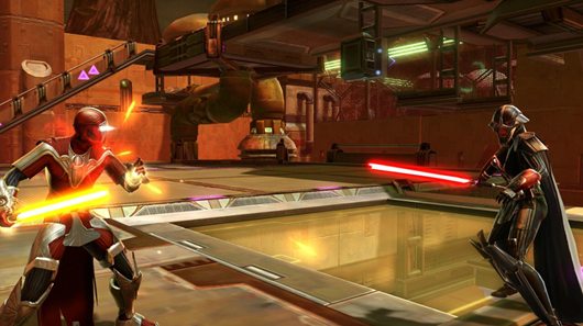 SWTOR double XP