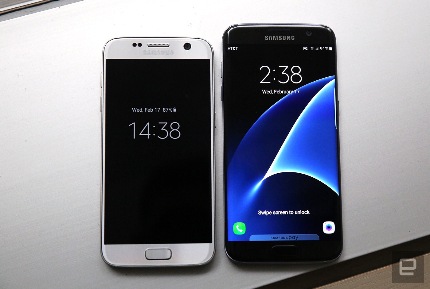 The Galaxy S7 and S7 Edge are beautiful, unsurprising sequels