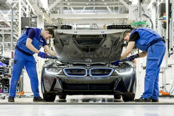 BMW, Bonus, Prämie, rekordjahr, ergebnisbeteiligung, Rekordhöhe, Mitarbeiter, Bonus