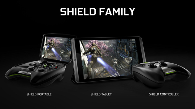 Shield Tablet Drawing With Shield Tablet And Gamepad