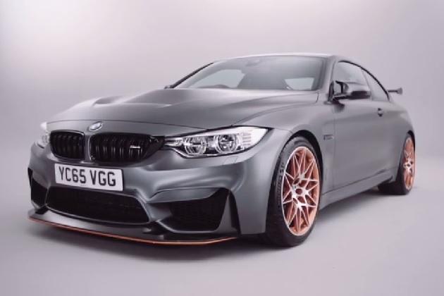【ビデオ】BMWの高性能限定モデル「M4 GTS」を動画で紹介