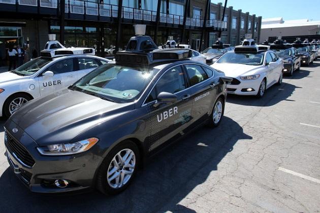 Uberの自動運転車がサンフランシスコの路上に復活 ただし今回は人間が運転