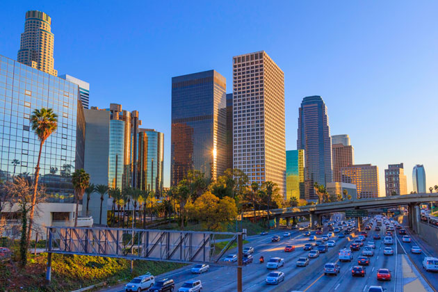 LA's newer cell towers will keep working after earthquakes