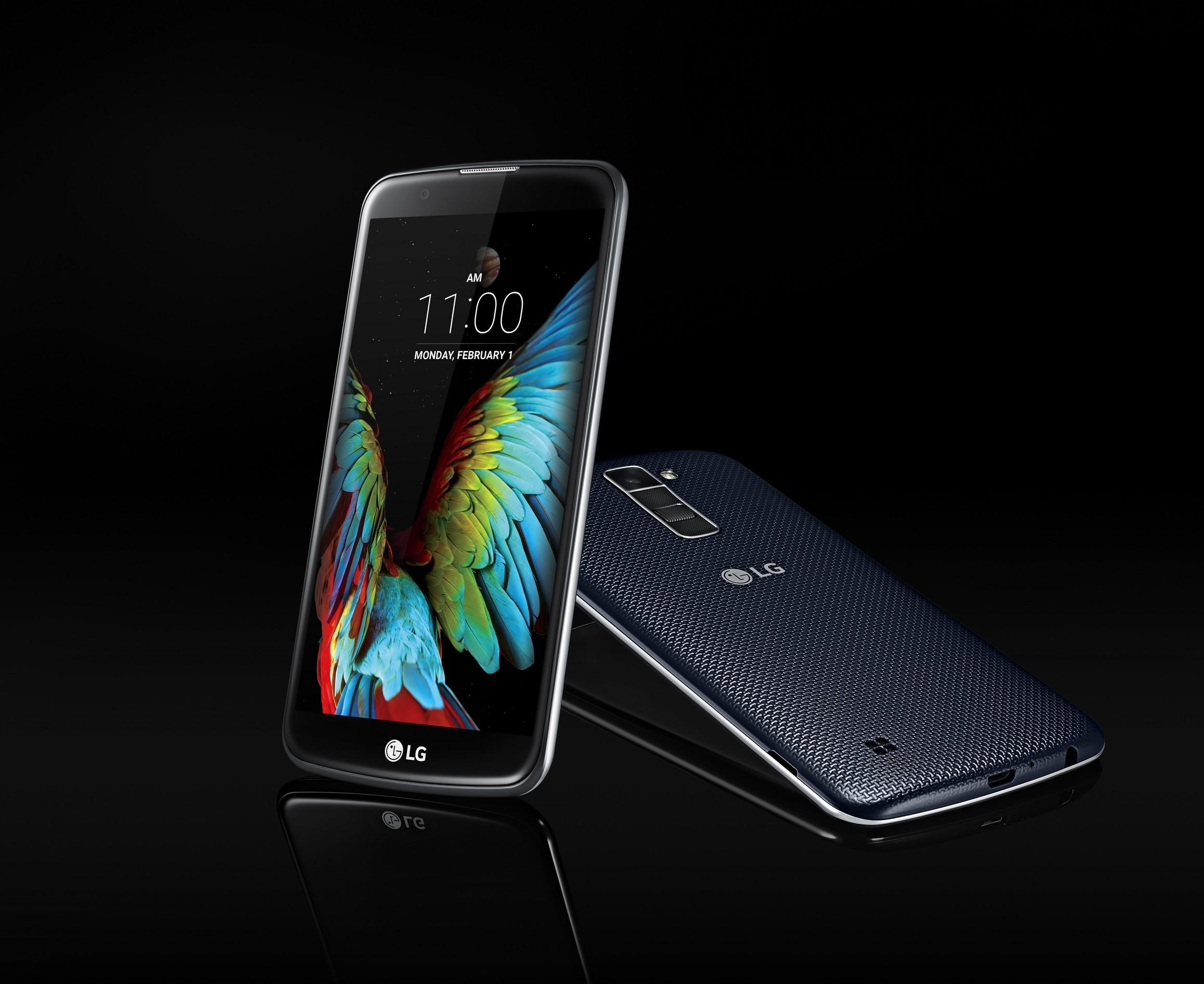 LG quiere ofrecerte smartphones baratos con su Serie K