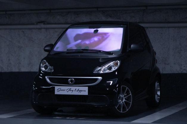 【ビデオ】日本にも上陸!? フランス生まれのクルマを使った新広告