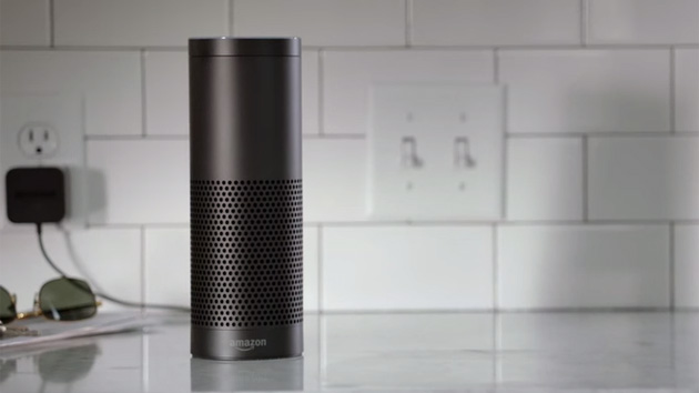 Amazon's Echo lets you control iTunes, Pandora and Spotify with your voice