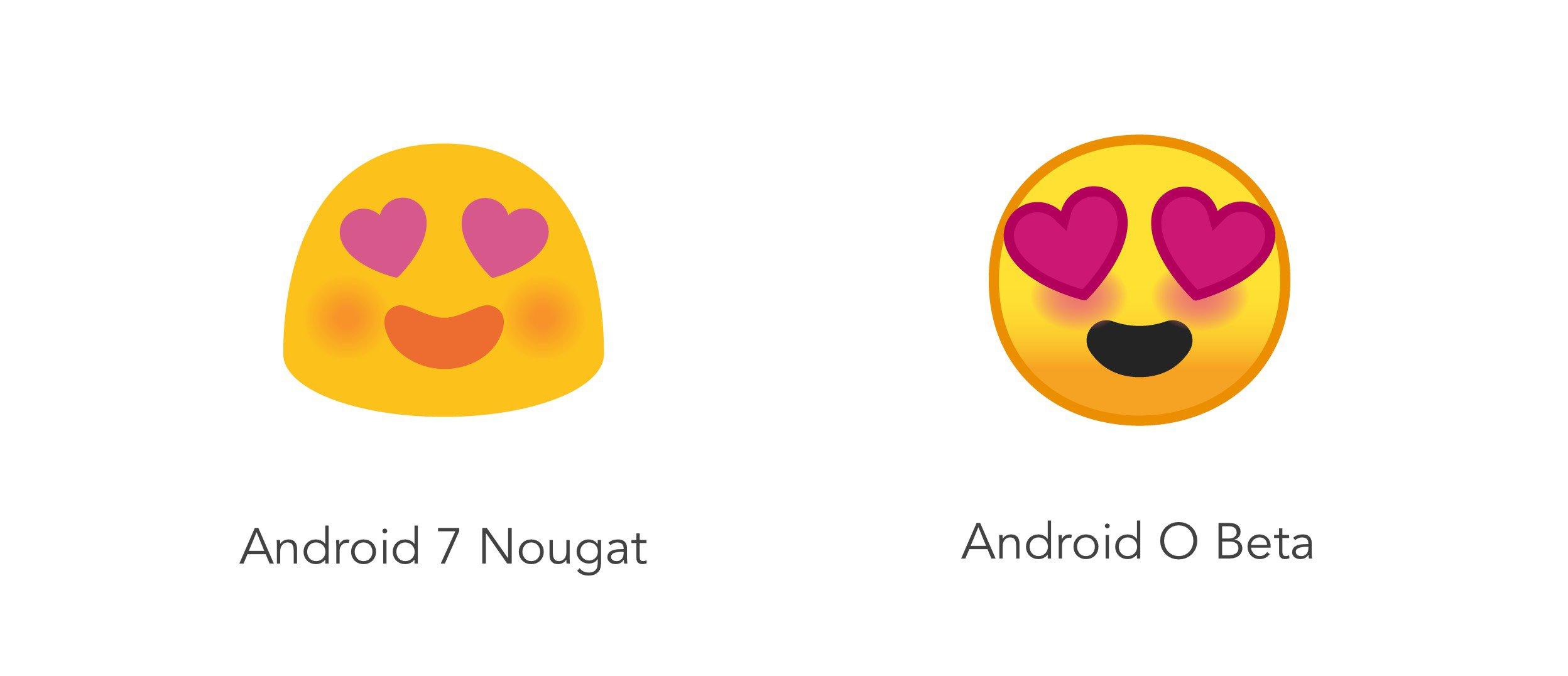 Android tendrá por fin emojis que todo el mundo entenderá