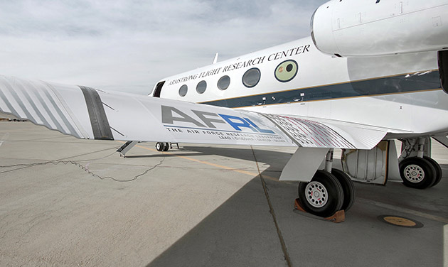 NASA testing shape-shifting wings that make planes more efficient