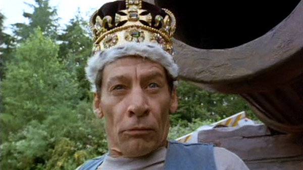 The Importance of Being Ernest P. Worrell