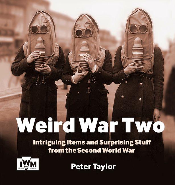 Weird stories from WWII