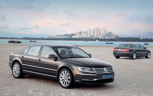 【レポート】VWがディーゼル車から電気自動車に方針転換! 「フェートンEV」で巻き返しを図る