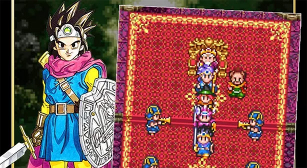 dragon quest 3 now adventuring on ios android