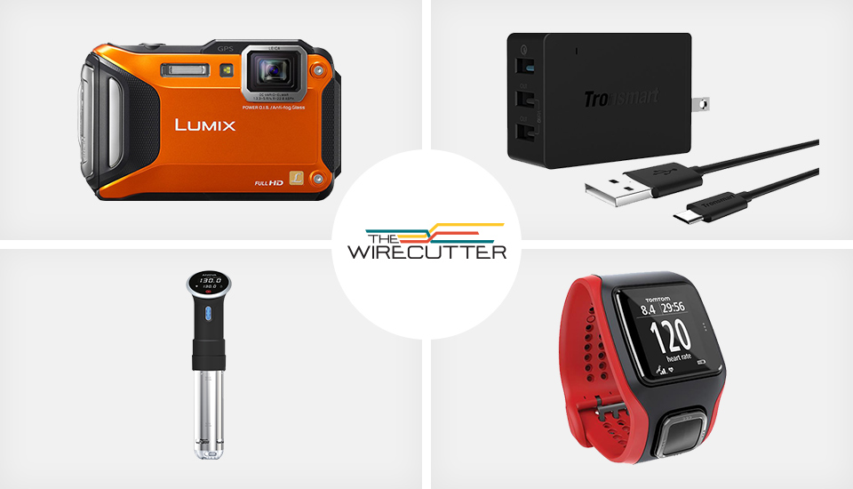 The Wirecutter's best deals: a rugged Panasonic camera and more